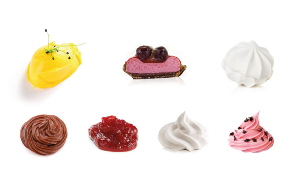 Fillings Coatings Toppings
