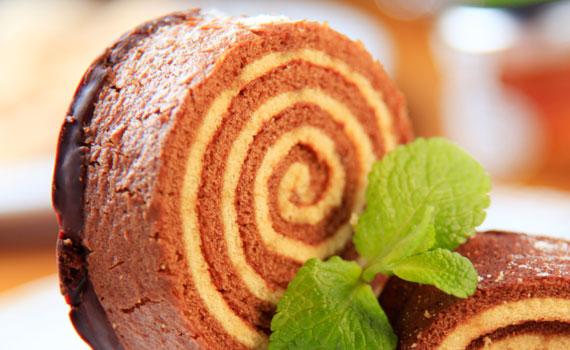 Girella Cake and Tegolino Cake TT Italy